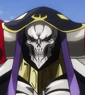 Overlord animated by Madhouse