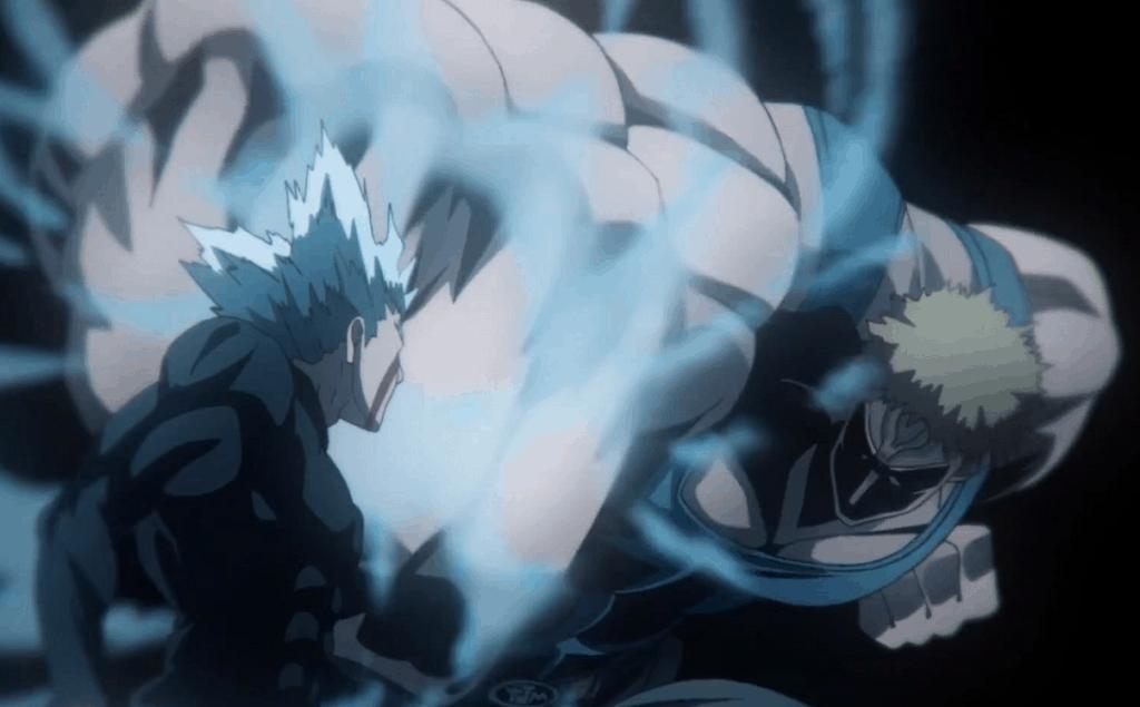 Garou vs. Tanktop Master