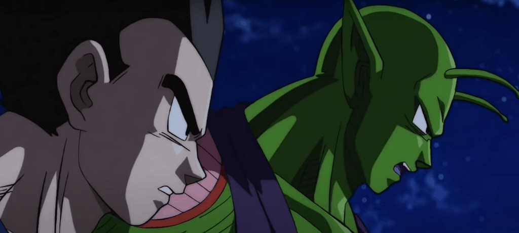 Gohan and Piccolo Tournament of Power